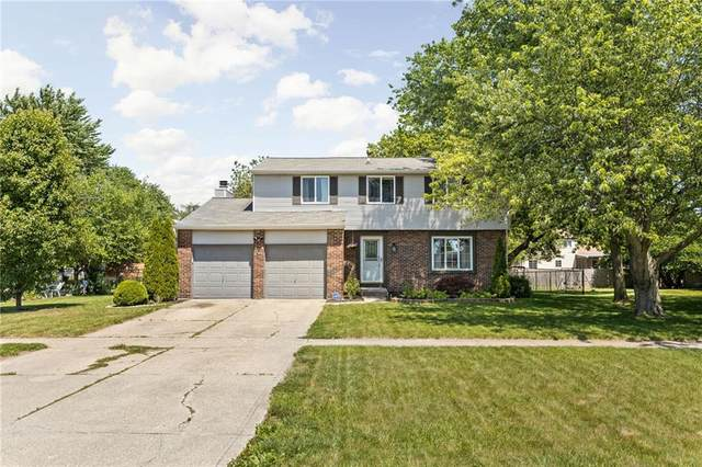 1321 S Odell Street, Brownsburg, IN 46112 (MLS #21791974) :: Mike Price Realty Team - RE/MAX Centerstone