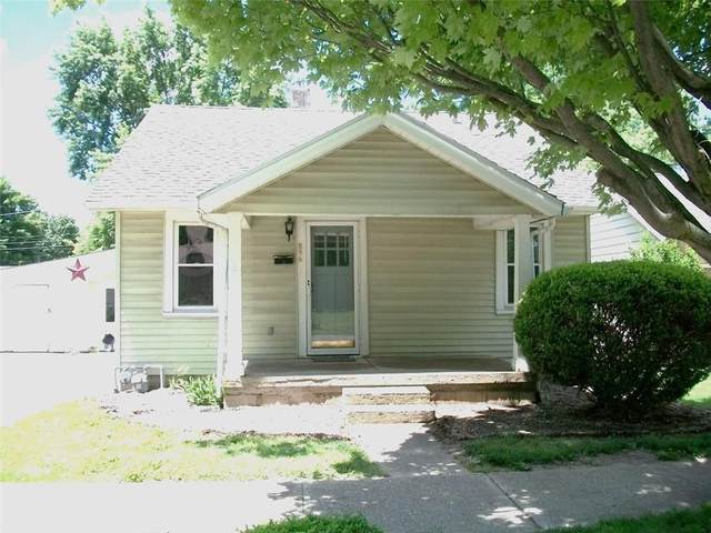896 Young Street, Franklin, IN 46131 (MLS #21792004) :: Dean Wagner Realtors