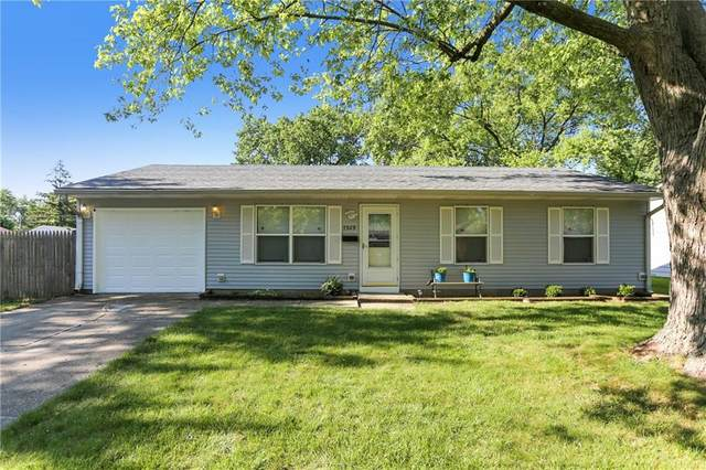 7929 E 35th Street, Indianapolis, IN 46226 (MLS #21792008) :: Dean Wagner Realtors