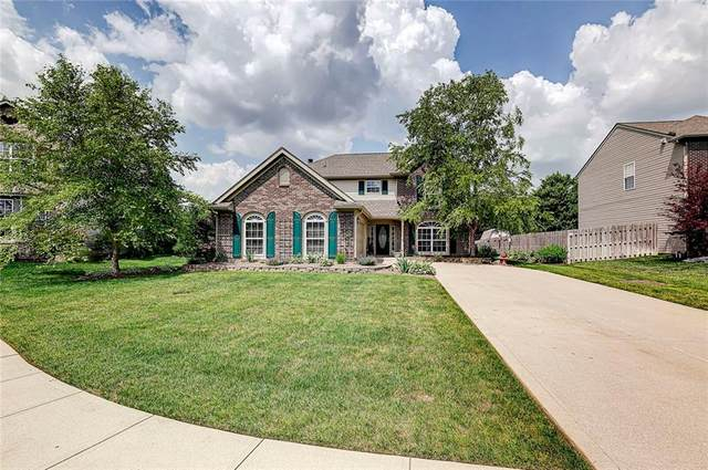 7326 Bruin Drive, Indianapolis, IN 46237 (MLS #21792012) :: Mike Price Realty Team - RE/MAX Centerstone
