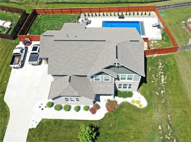 1014 N Springhurst Boulevard, Greenfield, IN 46140 (MLS #21792023) :: Heard Real Estate Team | eXp Realty, LLC