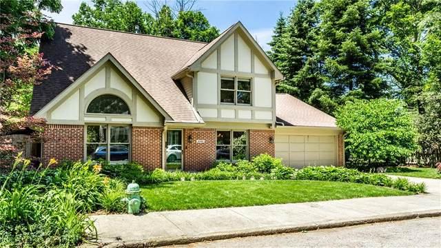 4440 N Delaware Street, Indianapolis, IN 46205 (MLS #21792024) :: Ferris Property Group
