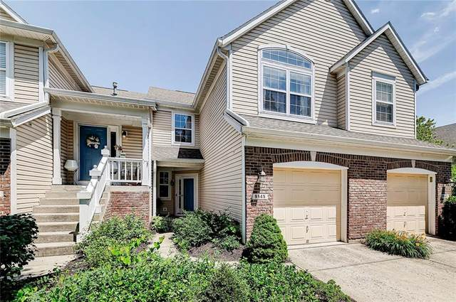 9545 Longwell Drive, Indianapolis, IN 46240 (MLS #21792029) :: AR/haus Group Realty