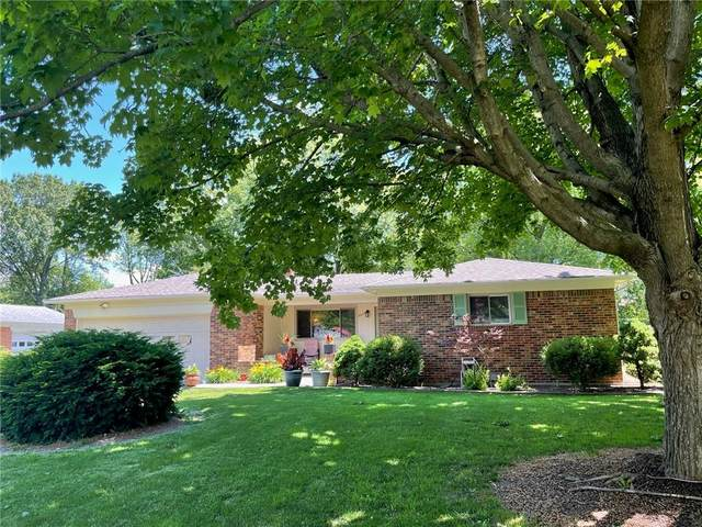 8073 Wallingwood Drive, Indianapolis, IN 46256 (MLS #21792036) :: The ORR Home Selling Team