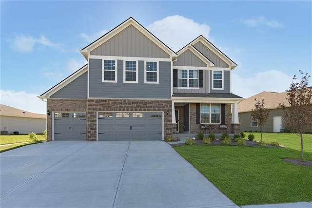 5510 Mahogany Drive, Noblesville, IN 46062 (MLS #21792050) :: Mike Price Realty Team - RE/MAX Centerstone