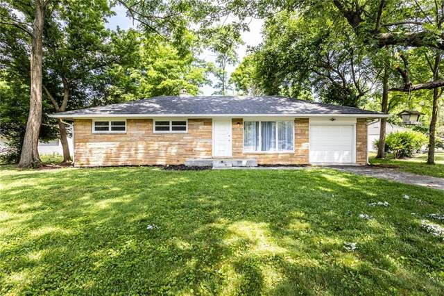 10610 Vali Drive, Indianapolis, IN 46280 (MLS #21792056) :: Mike Price Realty Team - RE/MAX Centerstone
