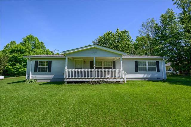 5780 State Road 142, Martinsville, IN 46151 (MLS #21792060) :: The Indy Property Source