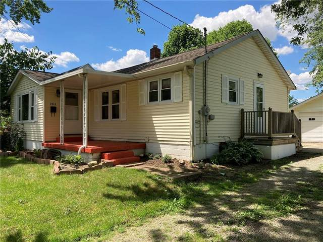2414 E 9TH Street, Anderson, IN 46012 (MLS #21792062) :: Mike Price Realty Team - RE/MAX Centerstone