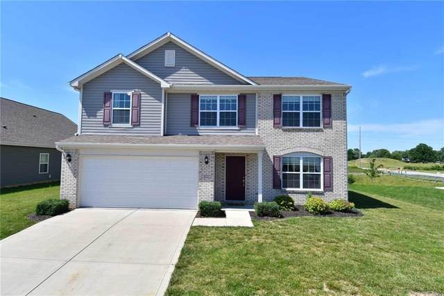 852 Cherry Tree Lane, Greenwood, IN 46143 (MLS #21792068) :: The Indy Property Source