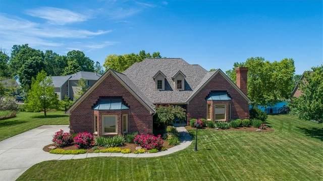 1724 Hunters Trail, Brownsburg, IN 46112 (MLS #21792070) :: Ferris Property Group