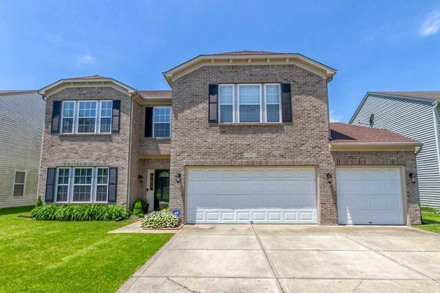 2258 Hampton Drive, Franklin, IN 46131 (MLS #21792100) :: Mike Price Realty Team - RE/MAX Centerstone