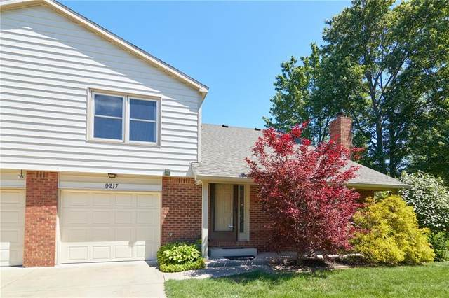 9217 Doubloon Road, Indianapolis, IN 46268 (MLS #21792115) :: Mike Price Realty Team - RE/MAX Centerstone