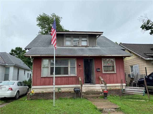 1723 N 11th Street, Terre Haute, IN 47804 (MLS #21792119) :: Dean Wagner Realtors