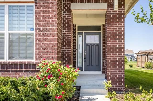 6936 John Dickinson Drive, Carmel, IN 46033 (MLS #21792128) :: Anthony Robinson & AMR Real Estate Group LLC