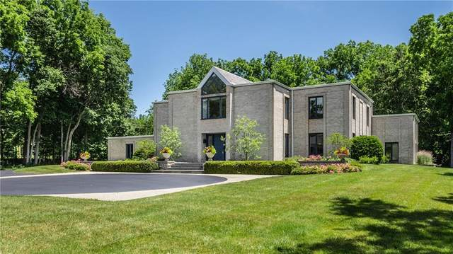 5955 Stafford Road, Indianapolis, IN 46228 (MLS #21792132) :: Pennington Realty Team