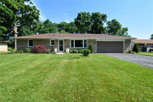 2698 W Hickory Drive, Anderson, IN 46013 (MLS #21792134) :: The ORR Home Selling Team