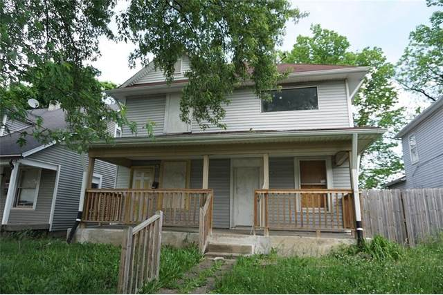 127 N Colorado Avenue, Indianapolis, IN 46201 (MLS #21792170) :: Mike Price Realty Team - RE/MAX Centerstone