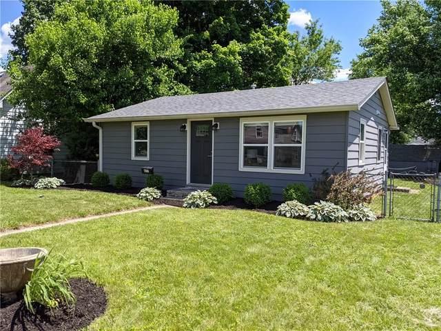 677 Washington Street, Noblesville, IN 46060 (MLS #21792173) :: The ORR Home Selling Team
