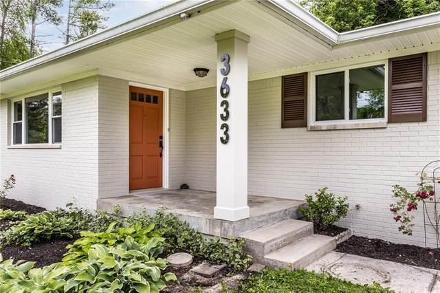 3633 E 61st Street, Indianapolis, IN 46220 (MLS #21792176) :: Pennington Realty Team