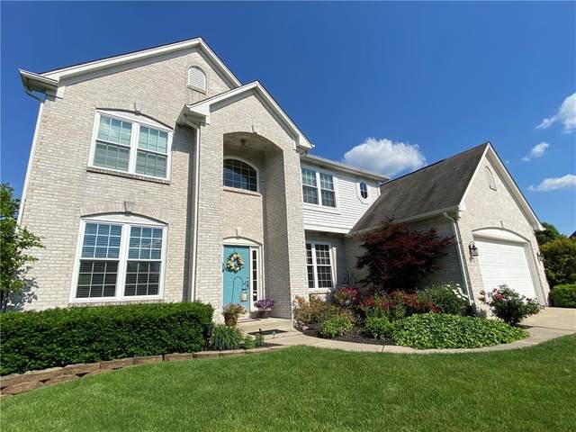 7047 Spellman Court, Indianapolis, IN 46259 (MLS #21792183) :: Ferris Property Group