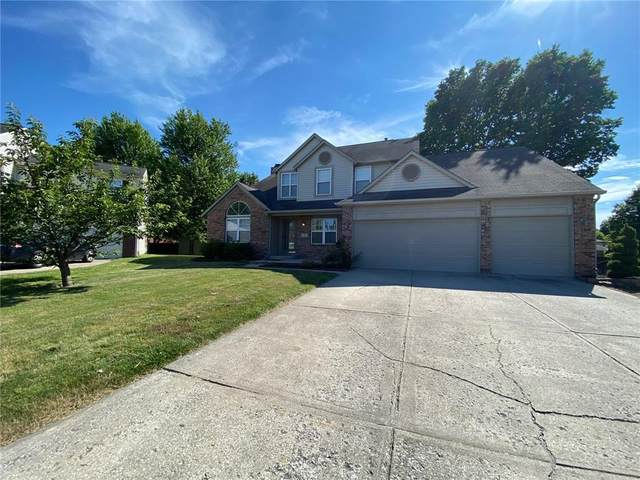 501 W Buffalo Trail Circle, Indianapolis, IN 46227 (MLS #21792188) :: Ferris Property Group