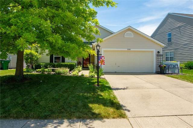 12263 Carriage Stone Drive, Fishers, IN 46037 (MLS #21792193) :: Anthony Robinson & AMR Real Estate Group LLC