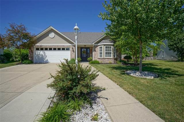 10757 Springston Court, Fishers, IN 46038 (MLS #21792208) :: Ferris Property Group