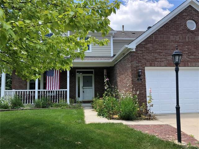 81 Presidential Way, Brownsburg, IN 46112 (MLS #21792209) :: Mike Price Realty Team - RE/MAX Centerstone