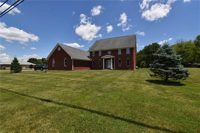 192 Judy Drive, Martinsville, IN 46151 (MLS #21792241) :: The Indy Property Source