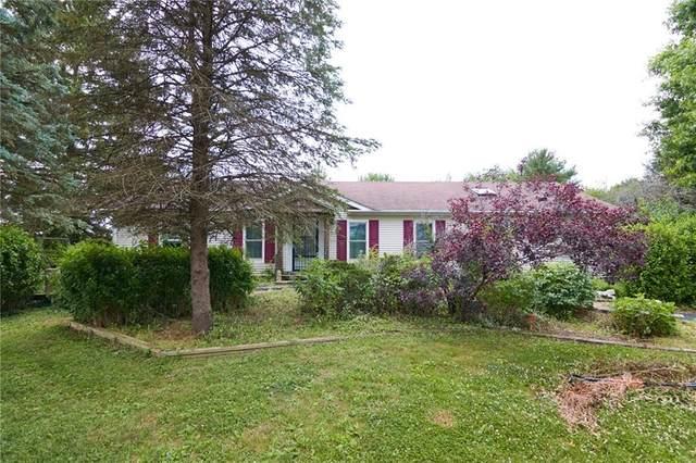 911 W Red Oak Lane, Sheridan, IN 46069 (MLS #21792251) :: The Indy Property Source
