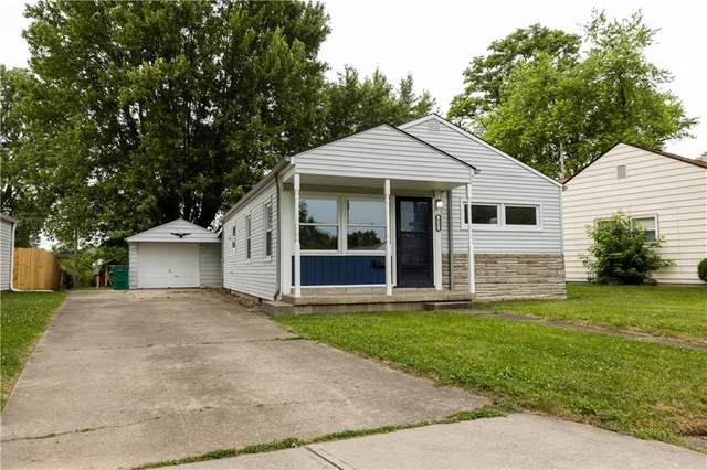 427 E Douglas Drive, Brownsburg, IN 46112 (MLS #21792256) :: The Indy Property Source