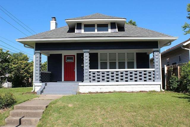 4202 Graceland Avenue, Indianapolis, IN 46208 (MLS #21792260) :: The Indy Property Source