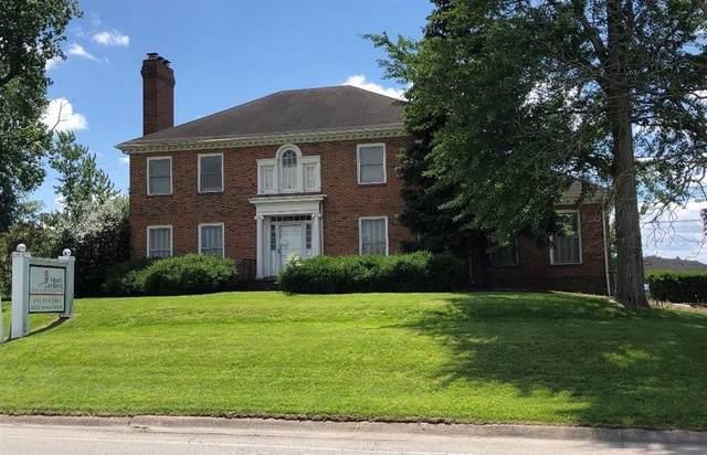 600 S Jackson Park Drive, Seymour, IN 47274 (MLS #21792267) :: Dean Wagner Realtors