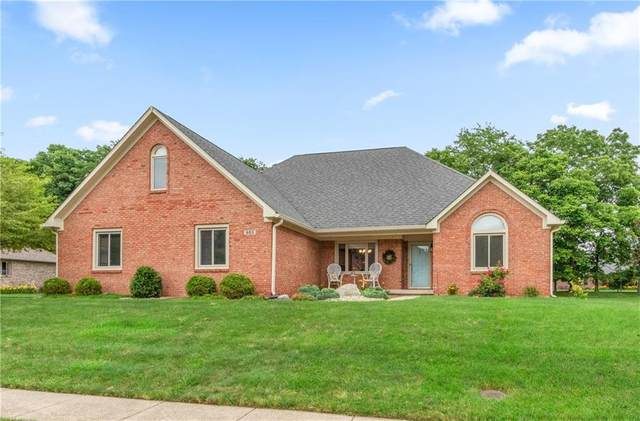 603 Ophelia Drive, Avon, IN 46123 (MLS #21792268) :: Mike Price Realty Team - RE/MAX Centerstone