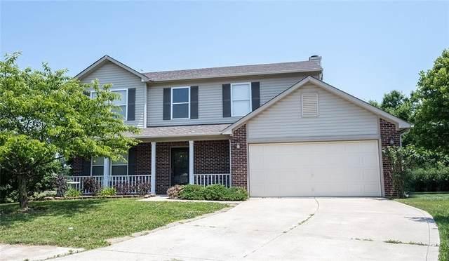 971 Port Circle, Avon, IN 46123 (MLS #21792275) :: Ferris Property Group