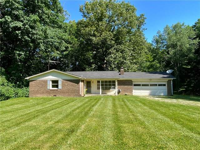 1130 Orchard Hills Road, Martinsville, IN 46151 (MLS #21792280) :: The ORR Home Selling Team