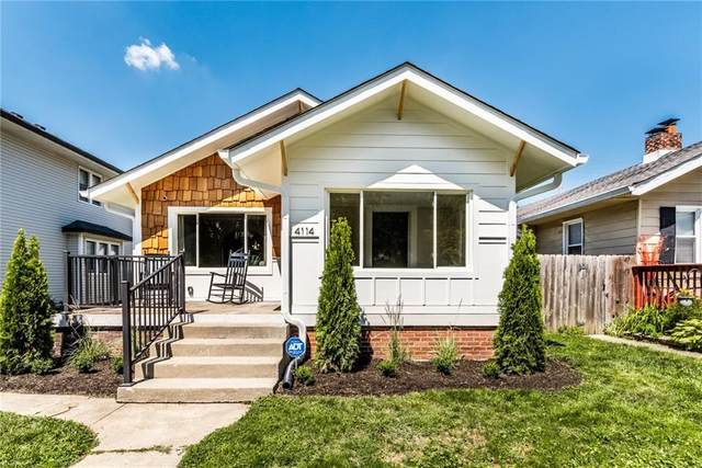 4114 N Capitol Avenue, Indianapolis, IN 46208 (MLS #21792282) :: Anthony Robinson & AMR Real Estate Group LLC