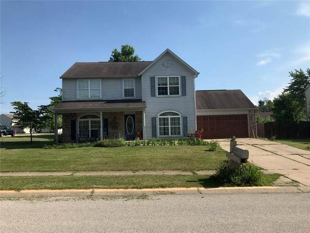 1403 Backwater Drive, Danville, IN 46122 (MLS #21792283) :: Mike Price Realty Team - RE/MAX Centerstone