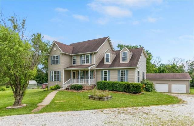 3405 E Private Road 1075 S, Flat Rock, IN 47234 (MLS #21792295) :: Pennington Realty Team