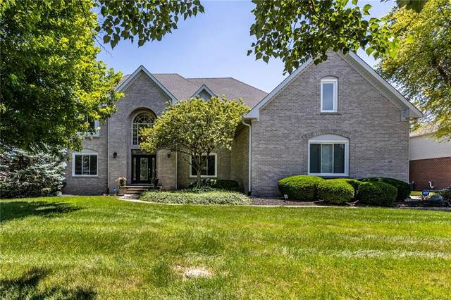 11161 Windermere Boulevard, Fishers, IN 46037 (MLS #21792299) :: Mike Price Realty Team - RE/MAX Centerstone