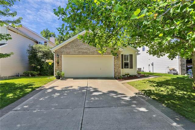 9149 Timpani Way, Indianapolis, IN 46231 (MLS #21792316) :: Ferris Property Group