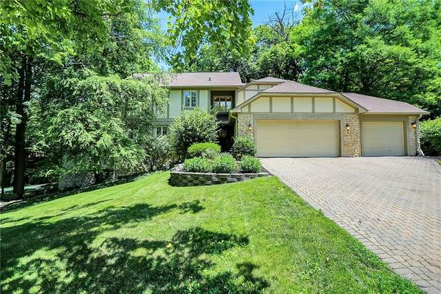 5959 Cape Cod Court, Indianapolis, IN 46250 (MLS #21792317) :: Dean Wagner Realtors