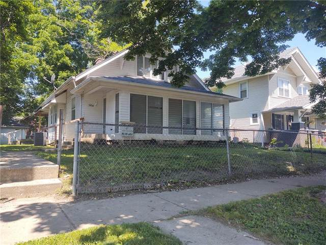 3934 N Park Avenue, Indianapolis, IN 46205 (MLS #21792321) :: Mike Price Realty Team - RE/MAX Centerstone