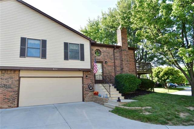 8357 Chapel Pines Drive, Indianapolis, IN 46234 (MLS #21792332) :: Ferris Property Group