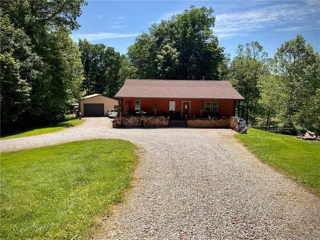 10178 E Allen Lane, Solsberry, IN 47459 (MLS #21792333) :: The ORR Home Selling Team