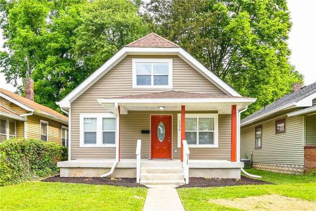 1156 W 36th Street, Indianapolis, IN 46208 (MLS #21792334) :: Anthony Robinson & AMR Real Estate Group LLC