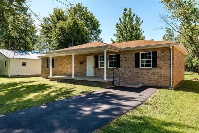111 Rice Street, Austin, IN 47102 (MLS #21792349) :: The ORR Home Selling Team
