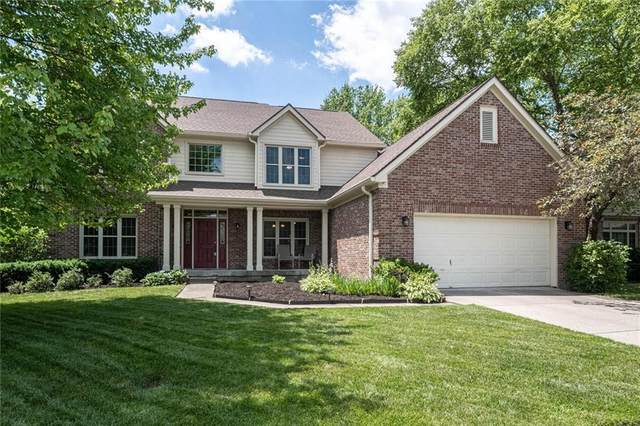 10270 Tammer Drive, Carmel, IN 46032 (MLS #21792355) :: Mike Price Realty Team - RE/MAX Centerstone