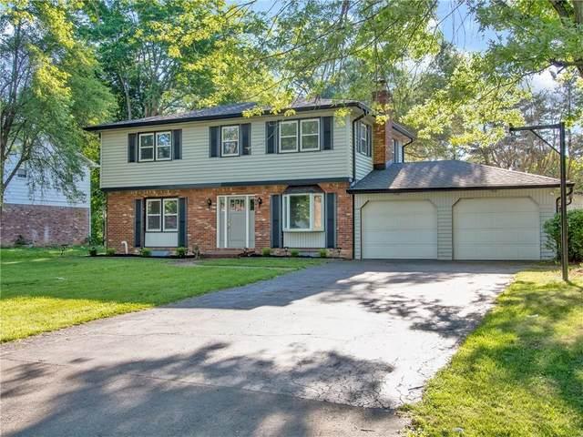 10909 Jordan Road, Carmel, IN 46032 (MLS #21792356) :: Anthony Robinson & AMR Real Estate Group LLC