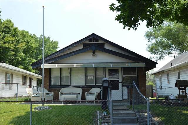 435 S Parker Avenue, Indianapolis, IN 46201 (MLS #21792362) :: Pennington Realty Team